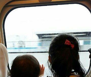 子供 新幹線 過ごし方
