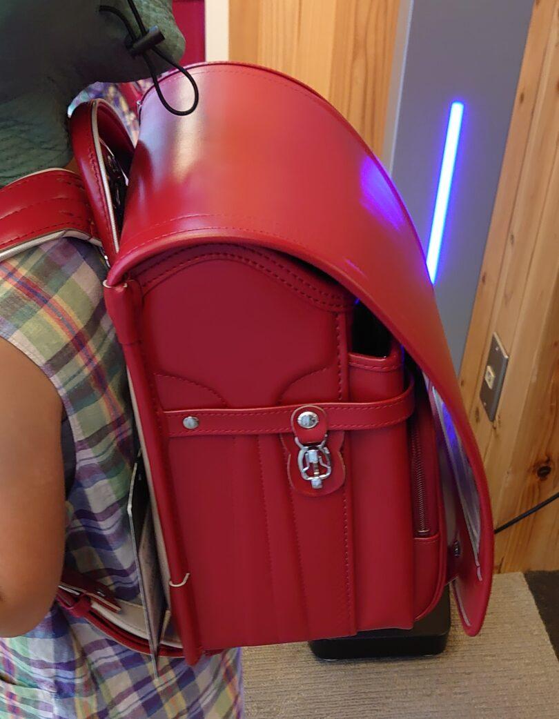 黒川鞄 ランドセル 重い